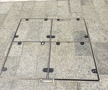 Paver Infill Covers - Anzac Memorial Walk, Adelaide