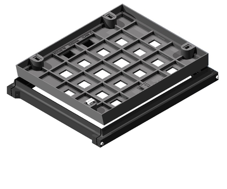 Paver Infill Cover & Frame - Class C
