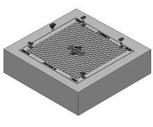 450 x 450 C/O Pit Cover - Class D