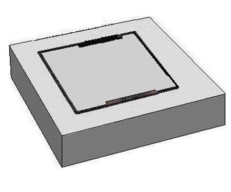600 x 600 C/O Pit Cover - Class C