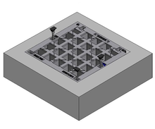 900 x 600 C/O Pit Cover - Class B