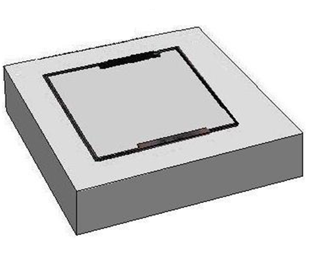 900 x 600 C/O Pit Cover - Class C