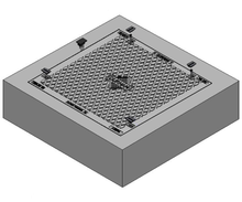 900 x 600 C/O Pit Cover - Class D