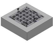 900 x 900 C/O Pit Cover - Class B