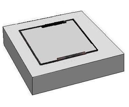 900 x 900 C/O Pit Cover - Class C