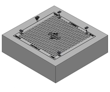 900 x 900 C/O Pit Cover - Class D
