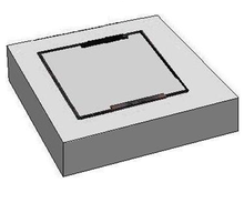 1200 x 900 C/O Pit Cover - Class C