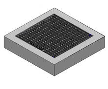 1500 x 1500 C/O Pit Cover - Class A
