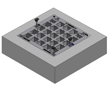 1500 x 1500 C/O Pit Cover - Class B