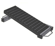 Galvanised Kerb Inlet Grate & Frame - Class B