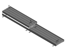 Galvanised Trench Grate & Frame – MT