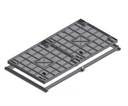 Two Part Infill Access Cover & Frame - Class B
