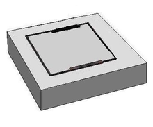 450 x 450 C/O Pit Cover - Class C