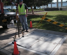 Infill Multiple Part Access Covers - Class B